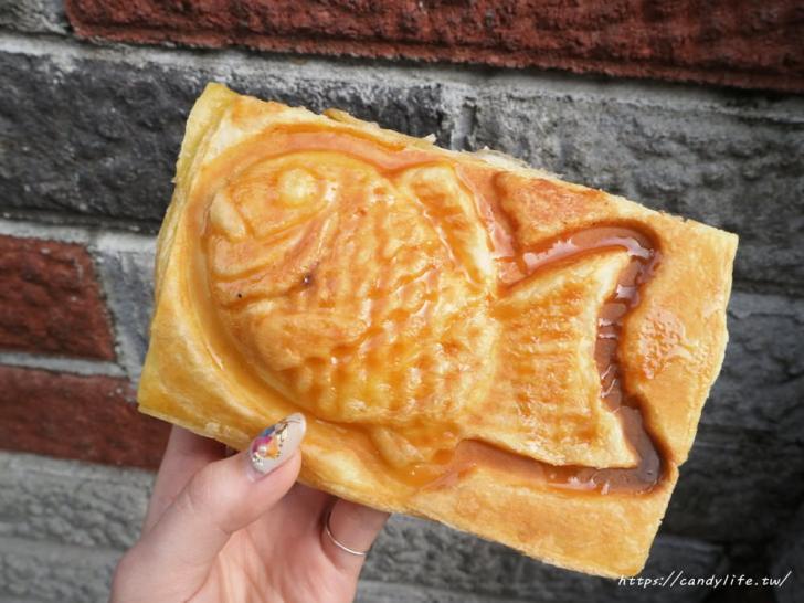 20190203214209 92 - 一中商圈可頌鯛魚燒,酥酥的外皮,咬下去還會大爆餡!