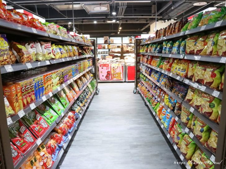 20190222181140 56 - 台中超大型東南亞超市,空間寬敞,乾淨明亮,超多零食、生活用品,好逛又好買!