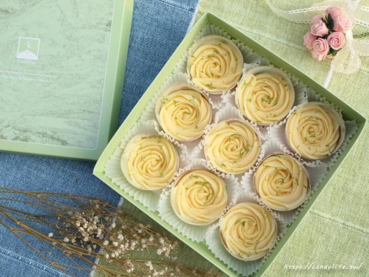 20190305074359 45 - Cream Tea台中超夯玫瑰造型檸檬塔,現場買不到,預訂一等就是半年!