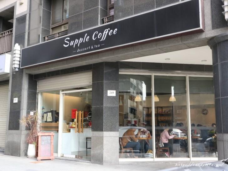 20190318231151 47 - Supple Coffee,一個人也很適合來的咖啡館,隱在寧靜的住宅區裡頭,主打千層蛋糕及美味生乳酪~