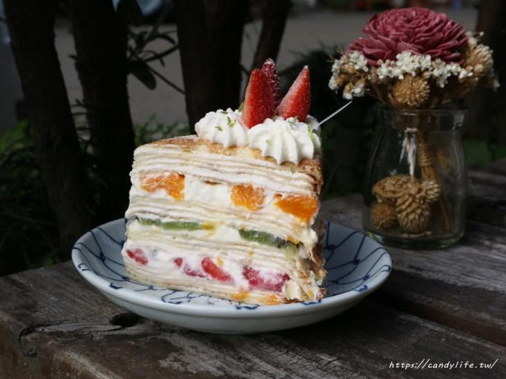 20190318231210 82 - Supple Coffee,一個人也很適合來的咖啡館,隱在寧靜的住宅區裡頭,主打千層蛋糕及美味生乳酪~