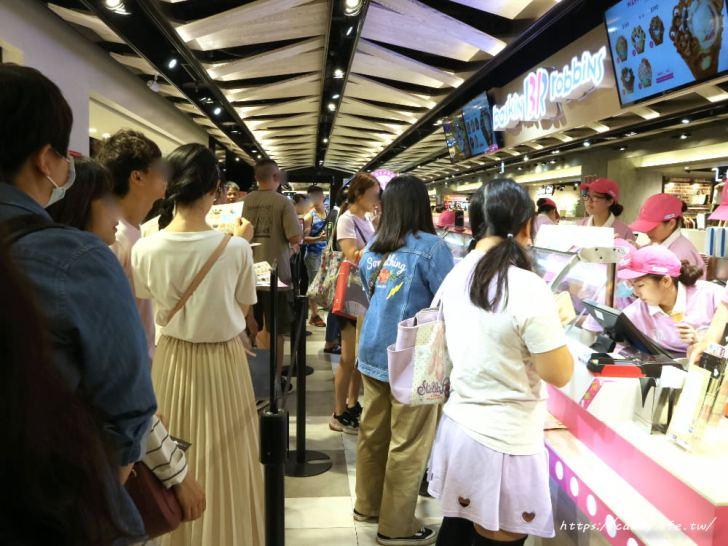 20190928184115 87 - 31冰淇淋進駐勤美!開幕這兩天買一送一,人潮大爆滿,台灣限定口味必吃!