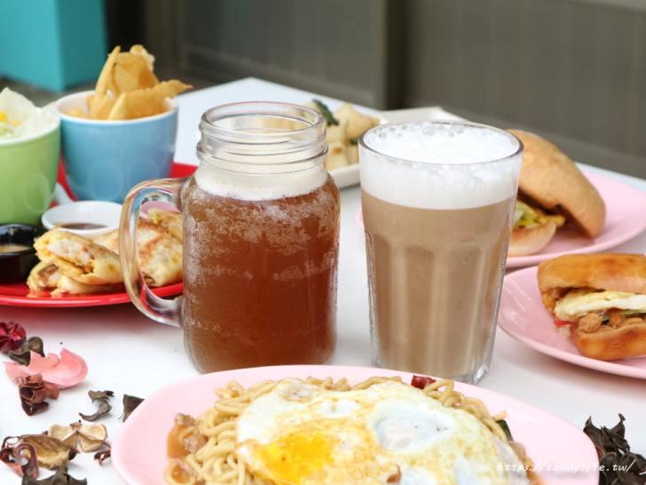 20191023092240 78 - 熱血採訪│太平隱藏版古早味炸年糕,外皮炸的好酥脆,低調巷弄中的lun早午餐