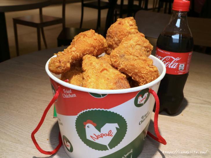20191029191115 61 - 拿坡里炸雞第五間分店在台中!台中首間店竟然在這裡!
