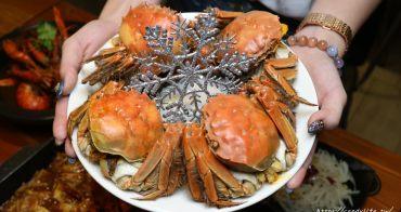 逢甲必吃美食!漁知香木桶魚,道地川味烤魚,還有多道功夫料理,加碼活體大閘蟹買一送一