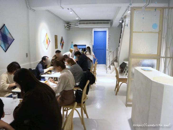 20191213083348 42 - 夢幻tiffany藍裝潢加上2樓高的鞦韆設計,隱藏在巷弄中的網美韓式料理