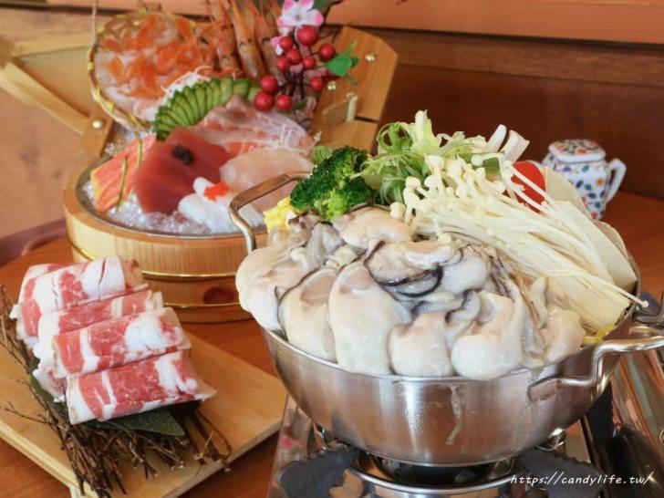 20191215225311 81 - 超狂隱藏版廣島牡蠣鍋在這裡!牡蠣多到要掉出來了!每日限量!準備好痛風了嗎~