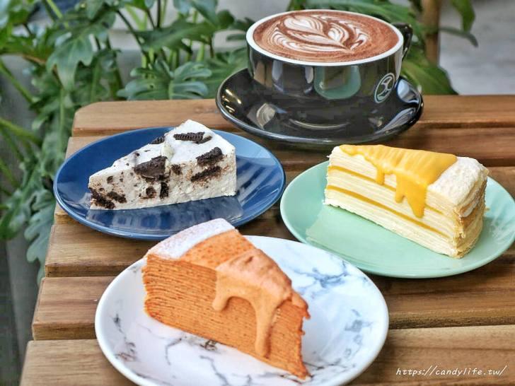 20200212104130 18 - 店裡頭都是型男的質感咖啡館,主打千層蛋糕及生乳酪,還有輕食套餐~