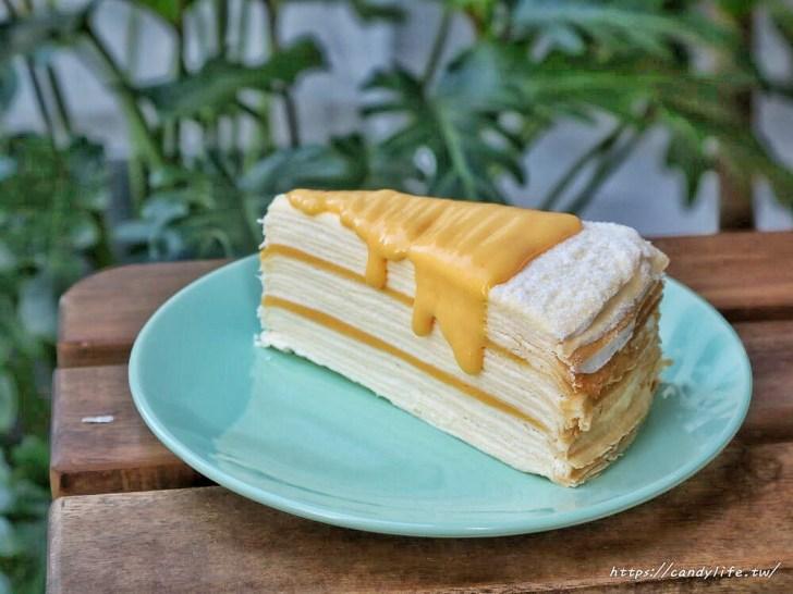 20200212104152 90 - 店裡頭都是型男的質感咖啡館,主打千層蛋糕及生乳酪,還有輕食套餐~