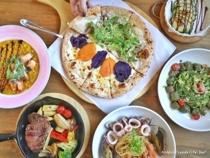 20200212145900 28 - 熱血採訪│充滿異國風情的義大利餐廳,手工窯烤披薩現場製作,甜點提拉米蘇也很讚~