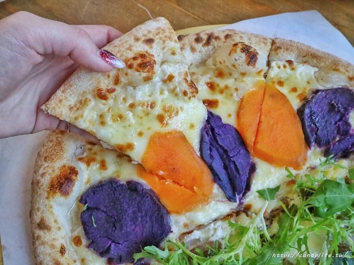 20200212150120 96 - 熱血採訪│充滿異國風情的義大利餐廳,手工窯烤披薩現場製作,甜點提拉米蘇也很讚~