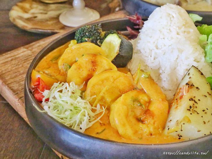 20200217123550 60 - 隱身在住宅區的特色泰式咖哩飯,價格不便宜,小山丘造型超吸睛!