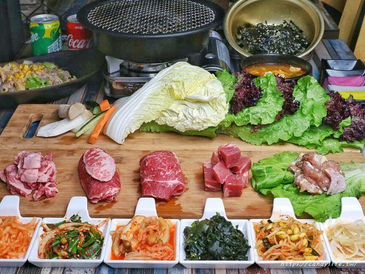 20200226164305 20 - 熱血採訪│台中道地韓式烤肉,獨特吃法更美味,主打雙人套餐,老闆是韓國人哦~