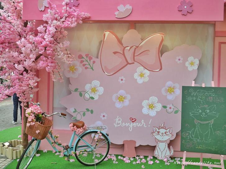 20200228130658 2 - 台中迪士尼櫻花季浪漫登場,一次收集櫻花四大打卡點,位置就在這裡!