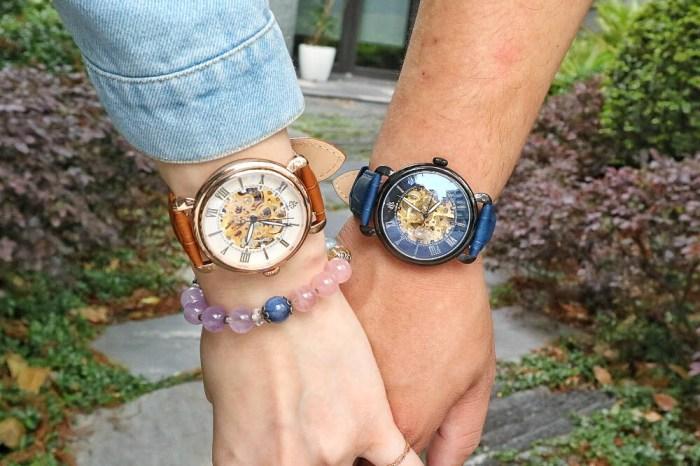 LOBOR Watches全新鏤空機芯碗錶絕美上市!高質感設計,送禮首選,情侶對錶推薦~