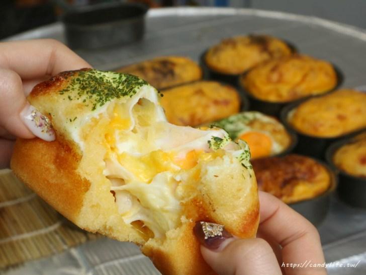 20200520155049 24 - 不必飛韓國,在台中也吃的到韓國雞蛋糕,推薦起司系列,每顆都超勘西~