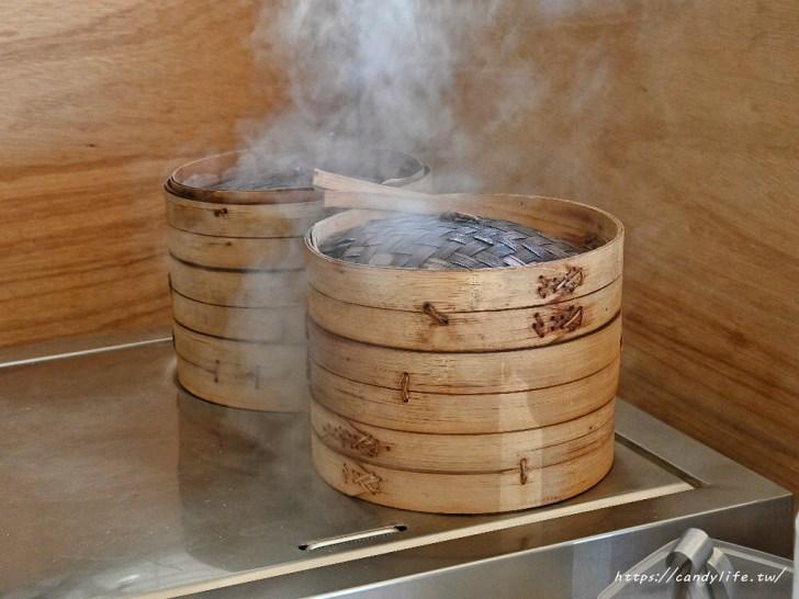 20200722114224 67 - 台中湯包也出現黑色湯包啦!東東飯館湯包不只黑還會噴汁!還有三色湯包,用餐時間人潮較多,建議先電話預訂~