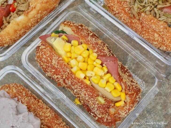20200722145451 12 - 台中銅板美食,沒預訂吃不到的茶奶奶手作點心,古早味營養三明治,建議一開店就來搶!
