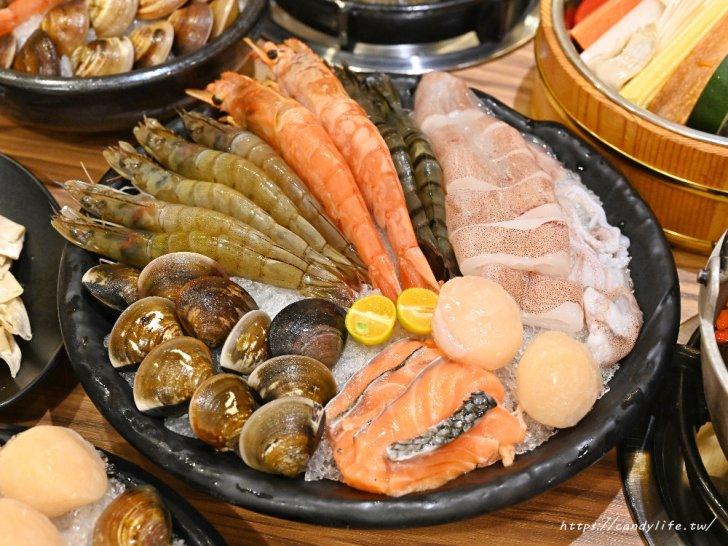 20201007141923 98 - 熱血採訪│台中唯一有機葉菜吃到飽火鍋店,現在還有海鮮買大送小超划算!