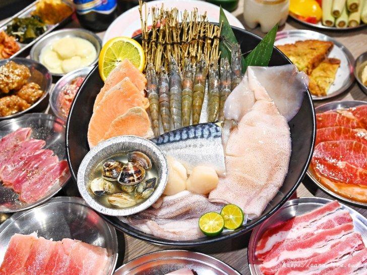 20201205024448 4 - 熱血採訪|台中韓國烤肉吃到飽平日5人同行打8折!滿千在送菲力牛排券