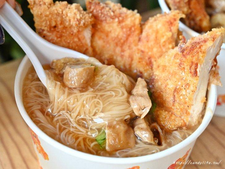 20210417114119 41 - 台中銅板小吃,大腸麵線搭香雞排,讓你欲罷不能的平凡美味!