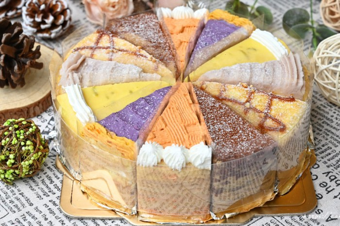2度C Ni Guo|台中人氣千層蛋糕,8吋蛋糕一次吃到6種千層口味,記得先預訂!台中生日蛋糕、母親節蛋糕推薦~