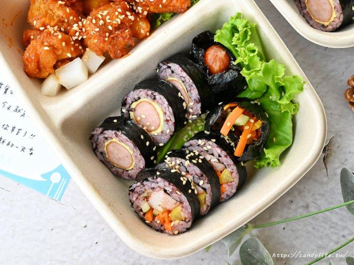 20210616111957 69 - 超美防疫便當在這裡,韓式飯捲搭配韓式炸雞,沒預訂不一定吃的到!