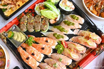 鈺鮮創意日式料理 台中質感日式便當,料多味美,滿額再送焗烤生蠔~