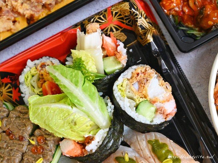 20210716230739 78 - 台中質感日式便當,料多味美,滿額再送焗烤生蠔~