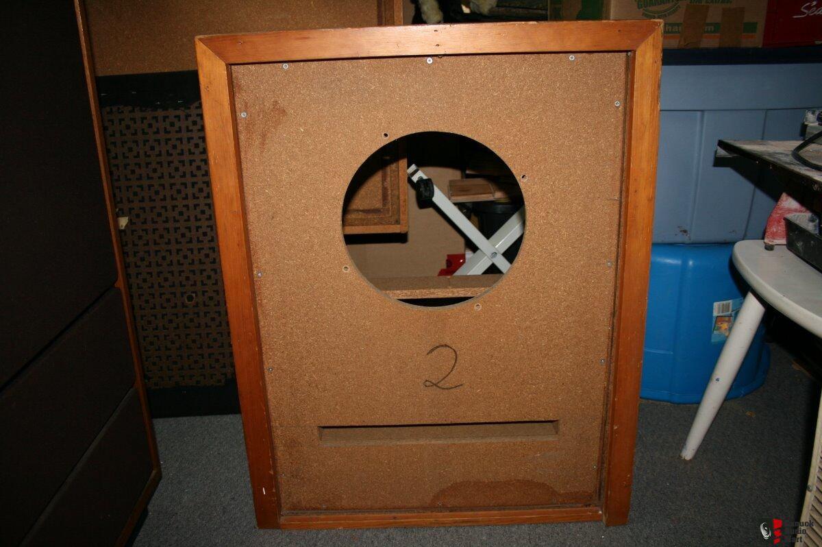 Old Speaker Cabinets For 12in Tannoy Speaker Or Other Make