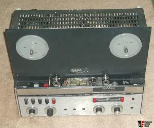 Revox A77 Repair Manual  upload