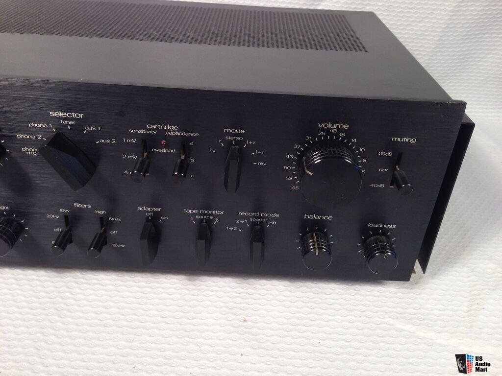 Heathkit AP-1800 Pre Amplifier/Control Center W/Manual