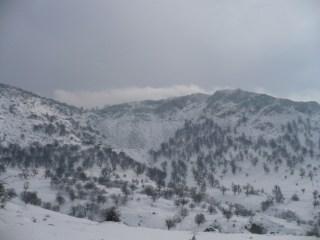 Imagini pentru imagini muntii macinului iarna