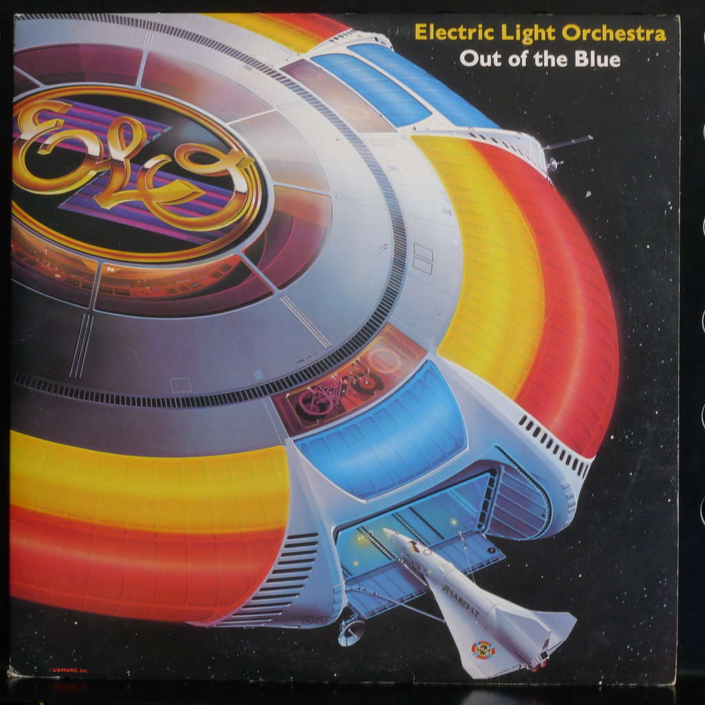 Out Blue Electric Light Orchestra