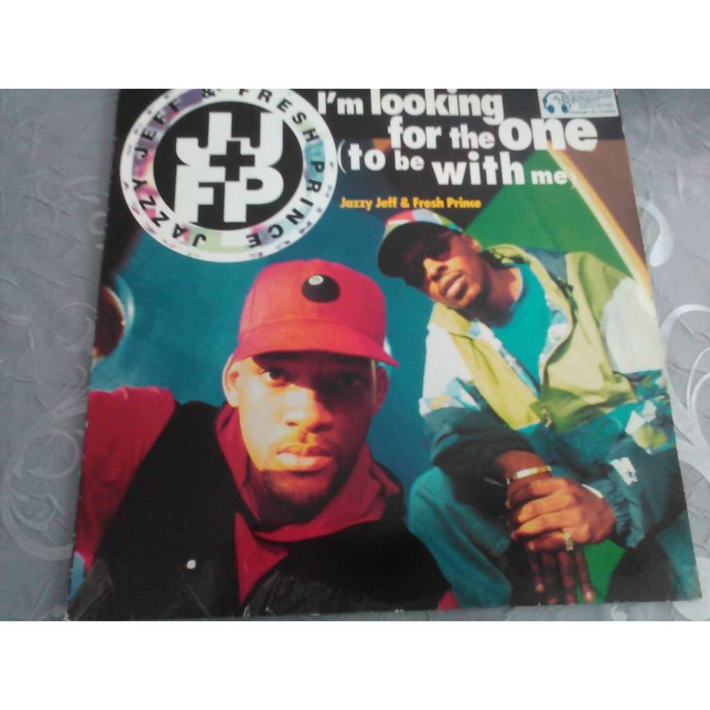 I M Looking For The One To Be With Me By Dj Jazzy Jeff Amp The Fresh Prince 12inch With Lawdmd