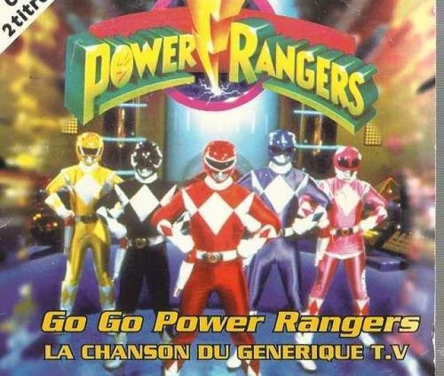 Power Rangers Go Go Power Rangers