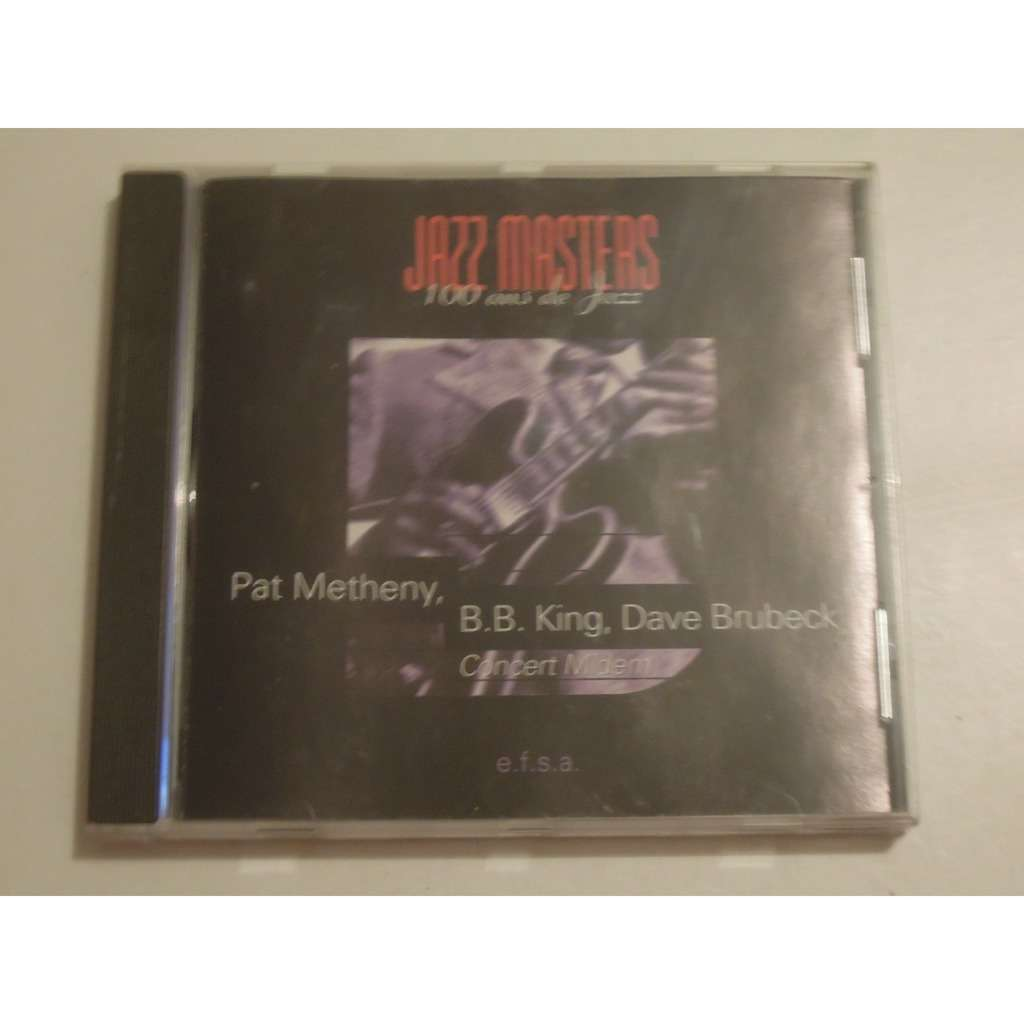 Jazz Masters 100 Ans De Jazz Concert Midem