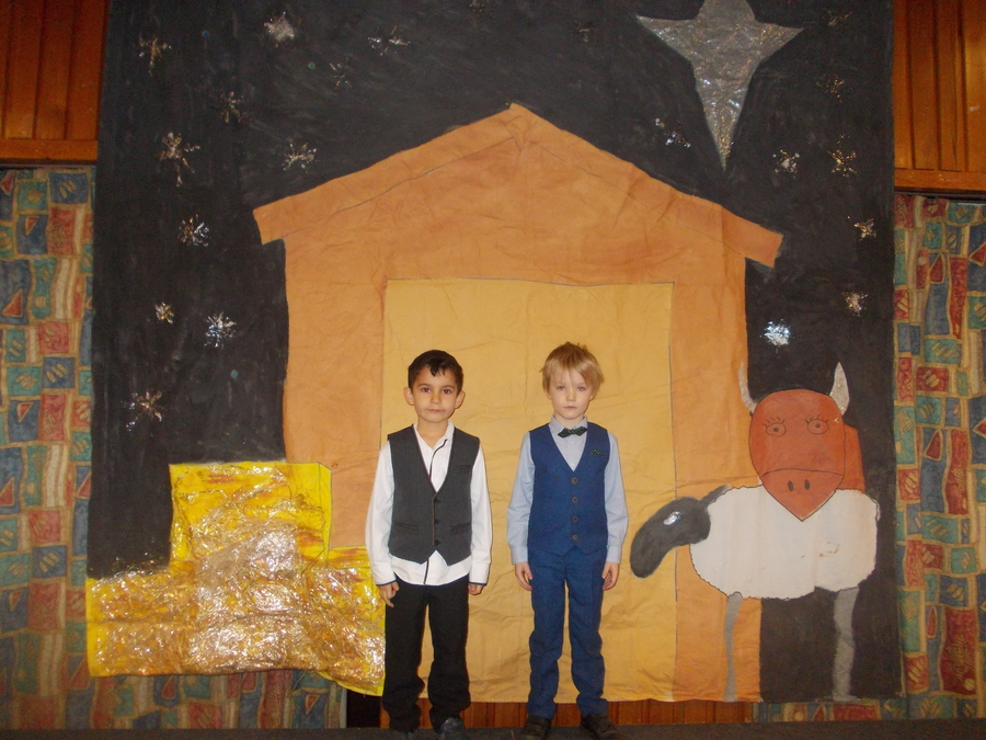 Norbriggs Primary School Christmas