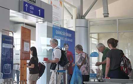 Vinh airport, Cam Ranh airport, VietJetAir