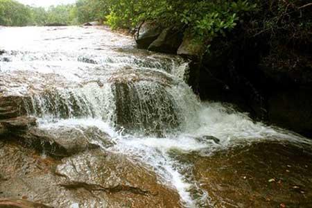 Phu Quoc, Da Ban stream, Kien Giang