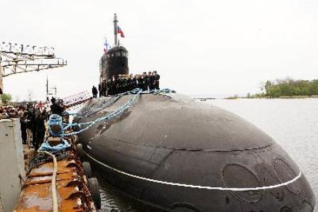 submarine, russia, vietnam, navy, kilo class