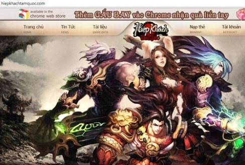 Chinese ravaging Vietnamese online game market   News VietNamNet online game market  china  vietnam