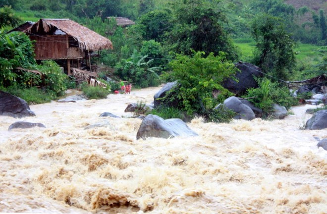 Floods kill four in Nghe An province