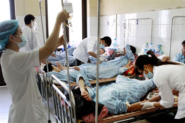 Image result for hospitalised with a disease