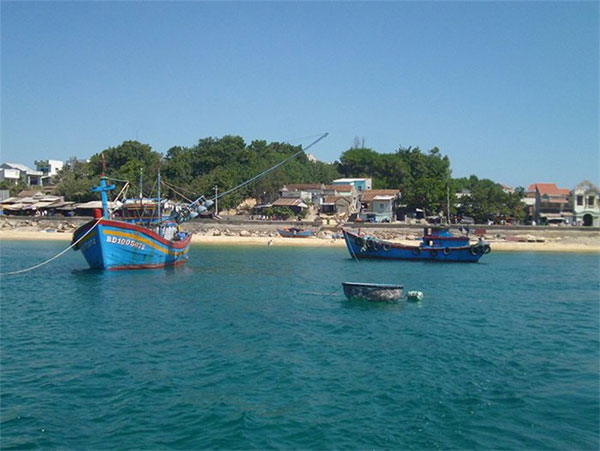 Quy Nhon City, Ky Co Island, Thi Nai Lagoon, Vietnam economy, Vietnamnet bridge, English news about Vietnam, Vietnam news, news about Vietnam, English news, Vietnamnet news, latest news on Vietnam, Vietnam