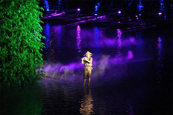 Thang Long Water Puppetry Theatre, water puppetry, Vietnam economy, Vietnamnet bridge, English news about Vietnam, Vietnam news, news about Vietnam, English news, Vietnamnet news, latest news on Vietnam, Vietnam