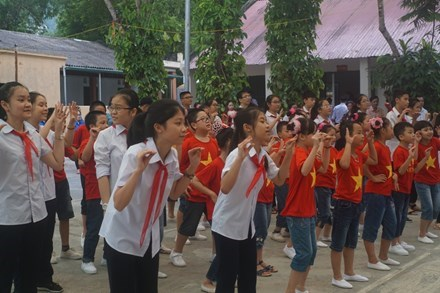 Vietnam's first community-based education centre opens in Ha Giang, Vietnam education, Vietnam higher education, Vietnam vocational training, Vietnam students, Vietnam children, Vietnam education reform, vietnamnet bridge, english news, Vietnam news, news