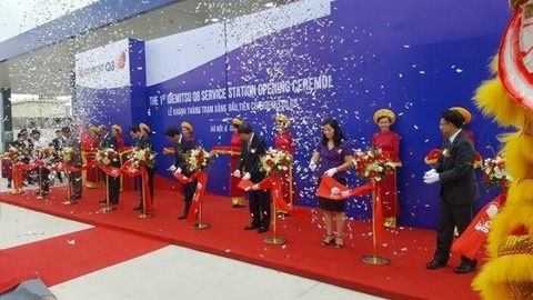 First foreign-owned petro station opens, vietnam economy, business news, vn news, vietnamnet bridge, english news, Vietnam news, news Vietnam, vietnamnet news, vn news, Vietnam net news, Vietnam latest news, Vietnam breaking news