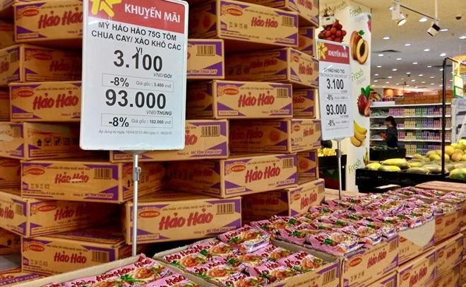 Vietnam's instant noodle giants, vietnam economy, business news, vn news, vietnamnet bridge, english news, Vietnam news, news Vietnam, vietnamnet news, vn news, Vietnam net news, Vietnam latest news, Vietnam breaking news