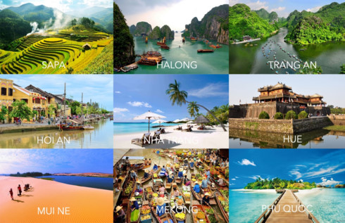 Vietnam to spend US$1.32 billion for tourism infrastructure till 2020,travel news, Vietnam guide, Vietnam airlines, Vietnam tour, tour Vietnam, Hanoi, ho chi minh city, Saigon, travelling to Vietnam, Vietnam travelling, Vietnam travel, vn news